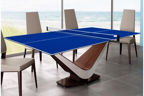 Tablero de ping-pong...