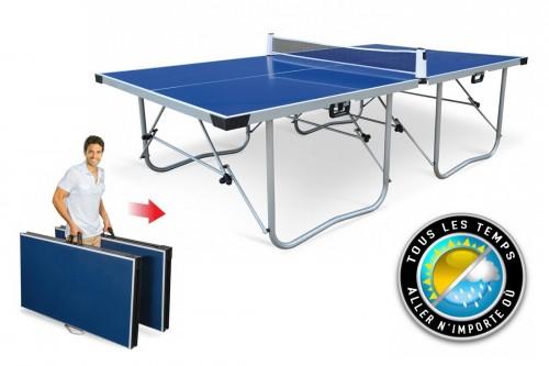 Table de ping pong...